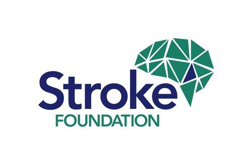 Stroke Foundation logo